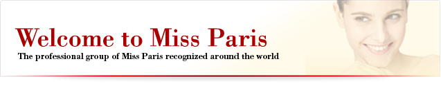 Welcome to Miss Paris