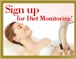 Sign up for Diet Monitoring!